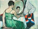 O vestido verde -1949