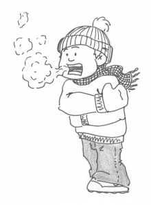 No inverno, a nossa respiração merece cuidados especiais
